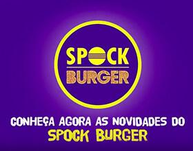 Promoções Spock Burger – Combos