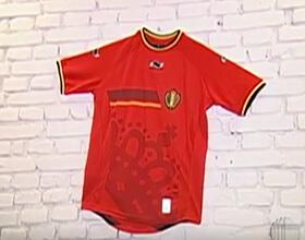 TV Diário falando sobre a seleção Belga que ficou hospedada em Mogi